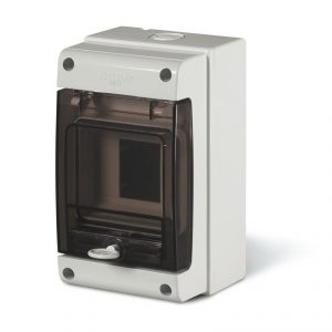 Scame Domino System Modular Enclosures IP66
