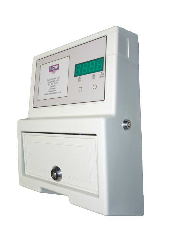 Electricity Coin Meter : Coin token operated meter firstflex