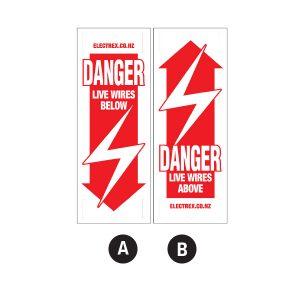 Danger Up/Down (Option A/B)