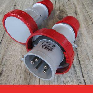 SCAME Plugs, Connectors & Enclosures